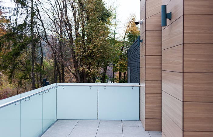 Frameless Glass Fencing
